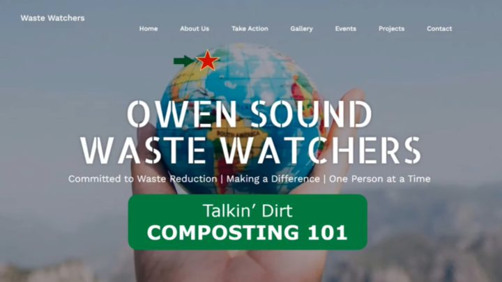 OSWW Video Education Series:  Start Composting