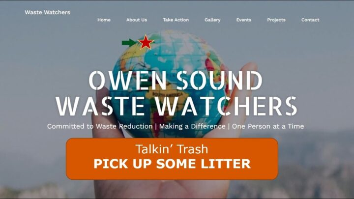 OSWW Education Series:  Pick Up Some Litter