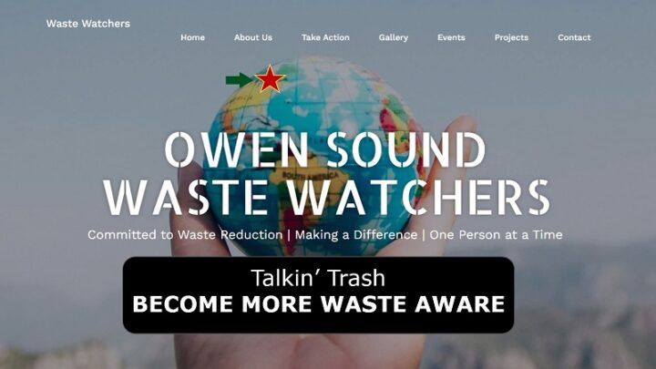 OSWW Video Education Series:  Become More Waste Aware